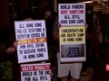 VIDEO: Hong Kong Siapkan Demo Jelang Ulang Tahun China