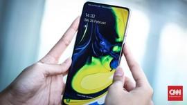 Samsung Galaxy A80, HP Kamera Putar Jagoan 'Low Light'