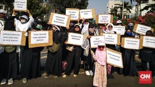 KPAI: Teguran Kami Diabaikan oleh Aksi Mujahid 212