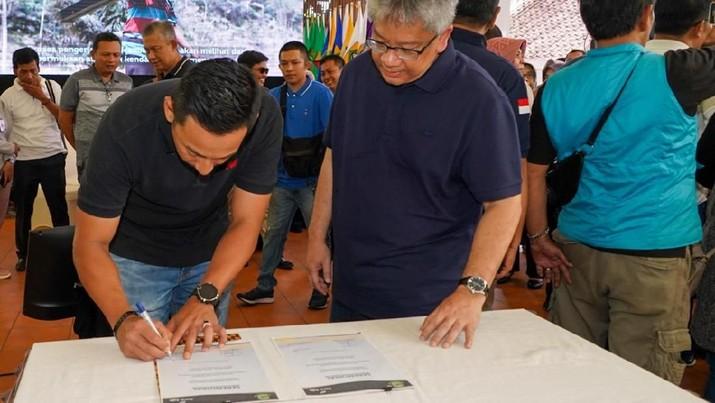 Sesuai dengan misi Pemerintah Provinsi Jawa Barat yaitu mempercepat pertumbuhan dan pemerataan pembangunan berbasis lingkungan