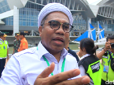 Ali Mochtar Ngabalin Satu Pesawat dengan Edhy, Ditangkapkah?