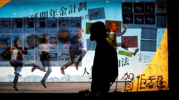 Para pendemo merencanakan akan terus melakukan demonstrasi menjelang ulang tahun China ke-70, Selasa 1 Oktober.