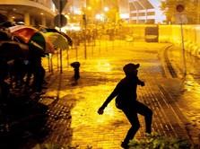 Demo Jalan Terus, Akankah RI Bernasib Seperti Hong Kong?