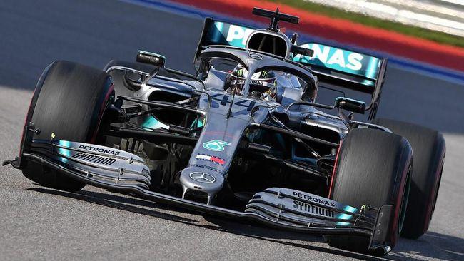 Hasil F1 GP Rusia: Hamilton Juara, Vettel Gagal Finis