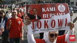Kaum Radikal Disebut Ingin Gagalkan Pelantikan Jokowi