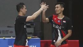 Fajar/Rian Lolos ke Babak Kedua Hong Kong Open