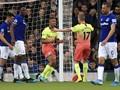 Hasil Liga Inggris: Manchester City Hajar Everton 3-1