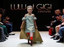 Bocah Ini Berjalan Tanpa Kaki di Paris Fashion Week