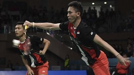 Fajar/Rian Tersingkir dari Indonesia Masters
