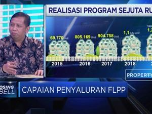 Kemen PUPR Tambah 20.000 Rumah Untuk Program FLPP