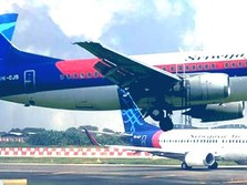 Kemenhub: Pesawat Sriwijaya Air SJ-182 Lost Contact
