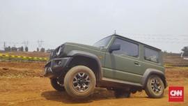 Inden Capai 4 Tahun, Suzuki Setop Pesanan Jimny