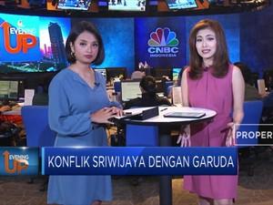 Konflik Sriwijaya Dengan Garuda Indonesia