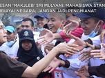 Permintaan Sri Mulyani ke 'Anak STAN': Jangan Jadi Penghianat