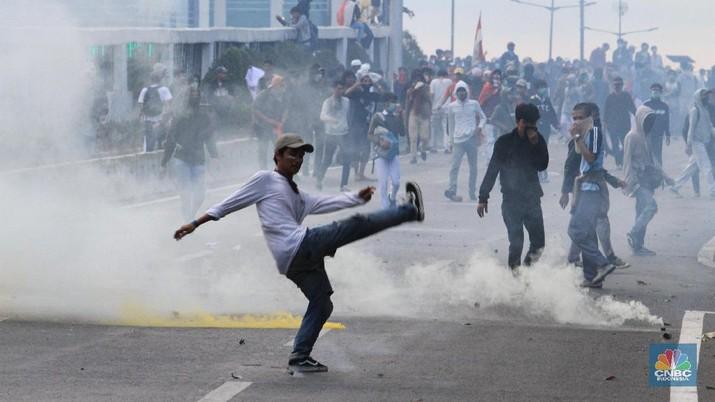Pengusaha mal tak rela demo berkepanjangan seperti yang terjadi di Hong Kong terjadi di Indonesia.