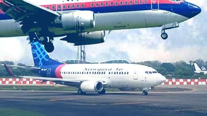 Direksi Sriwijaya Air Benarkan Cerai Lagi dengan Garuda