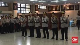 Kapolri Pimpin Sertijab Kapolda Papua, Riau, dan Sultra