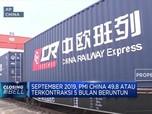 Manufaktur China Masih Terkontraksi