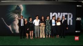 VIDEO: Penayangan Perdana Film 'Joker' di Hollywood