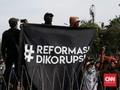 Alergi Demonstrasi di Rezim Jokowi