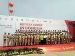Menteri Rini Puji Peran China di Kereta Cepat Jakarta-Bandung