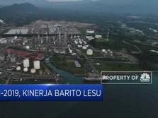 Barito Pacific Bukukan Penurunan Performa Kinerja