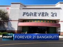 Bisnis Fesyen Forever21 Diambang Kebangkrutan