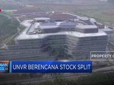 Unilever Agendakan Stock Split