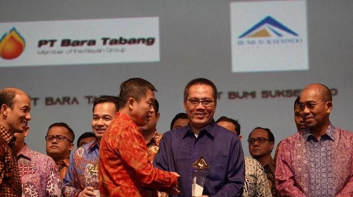 KPC menerima penghargaan yaitu sebagai Perusahaan dengan Kontributor Terbesar Dalam Penerimaan Negara Bukan Pajak (PNBP).