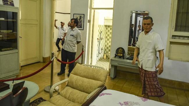 Museum Sasmitaloka Jenderal Besar DR. Abdul Haris Nasution terletak di jalan Teuku Umar No. 40, Jakarta Pusat.