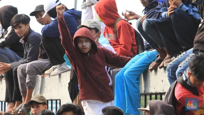 Pelajar Ikut Turun Aksi Demo 30 September di DPR