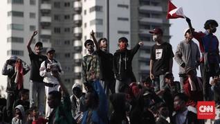 ReformasiDikorupsi, Situs Pencatat Mahasiswa Hilang Usai Demo