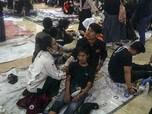 186 Mahasiswa Terluka Akibat Demo Ricuh di Depan DPRD Jabar
