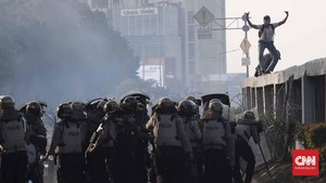 AMAR: Demo di DPR, 6 Pelajar dan 1 Mahasiswa Terancam DO
