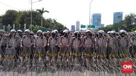 Tiga Lapis Pengamanan Diterapkan Selama Pelantikan DPR