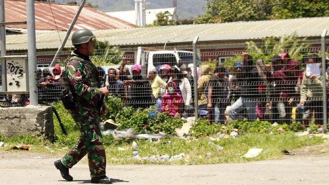 Papua Selatan dan Pengerahan Militer di Era Jokowi Jilid II