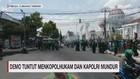 VIDEO: Demo Tuntut Menkopolhukam & Kapolri Mundur