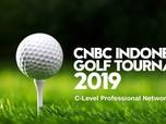 Berhadiah Miliaran, CNBC Indonesia Gelar Golf Tournament 2019