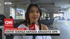 VIDEO: Kritik Warga Kepada Anggota DPR