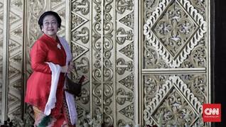 Megawati 'Kesepian' di Dunia Politik
