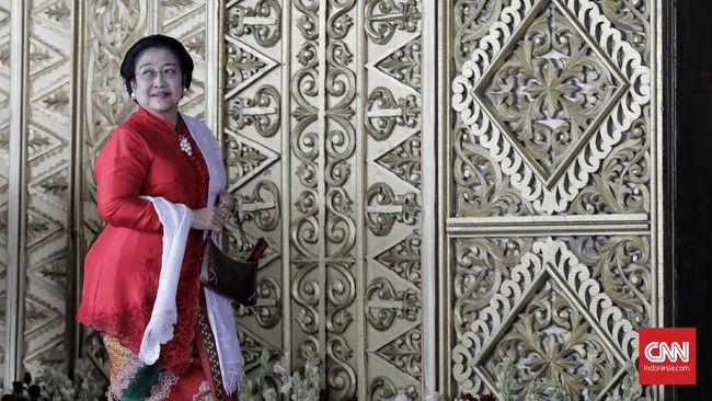 Megawati Minta Pengusung Khilafah Datang ke DPR