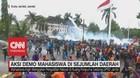 VIDEO: Aksi Demo Mahasiswa di Sejumlah Daerah
