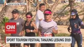 VIDEO: Sport Tourism Festival Tanjung Lesung 2019
