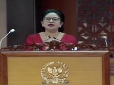 Pimpin Sidang Paripurna, Puan Maharani Sahkan UU Minerba Baru