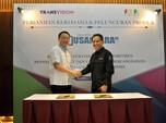 Jangkau Pelosok RI, Transvision Luncurkan Paket Nusantara HD