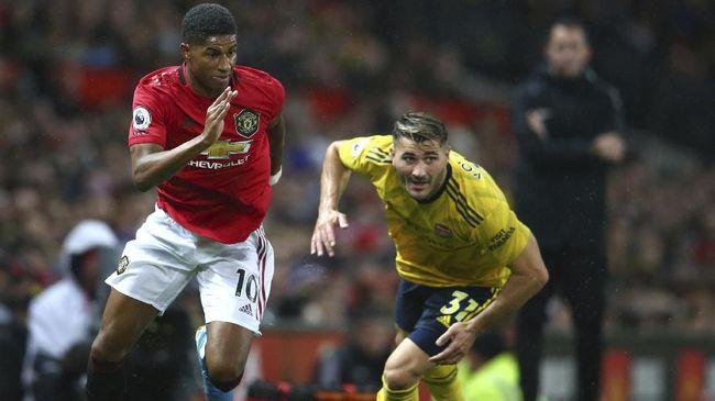 Gengsi MU vs Arsenal Kian Pudar