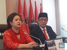 Puan Maharani akan Dilantik Sebagai Ketua DPR Pukul 19.00 WIB