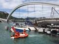 Tiga WNI Diduga Masih Terjebak Jembatan Ambruk di Taiwan