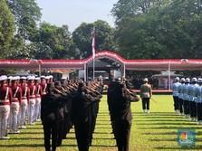 Jokowi & JK Peringati Kesaktian Pancasila di Lubang Buaya