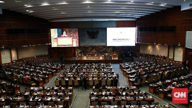 Politikus PDIP Pimpin Komisi IV dan V DPR